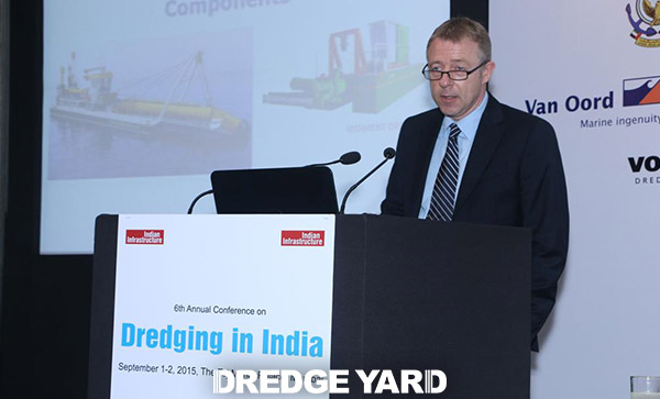 Dredging in India Conference 2015
