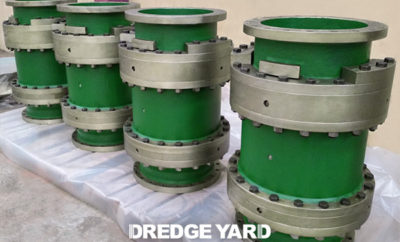 Dredge turning gland launched by Dredge Yard