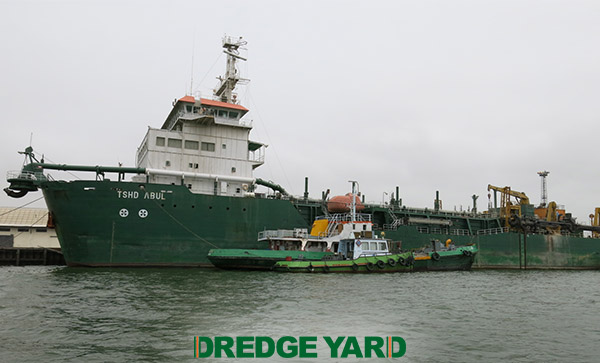 New trend: upgrading & converting dredgers