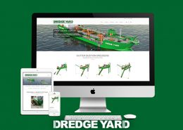 New website for Dredge Yard