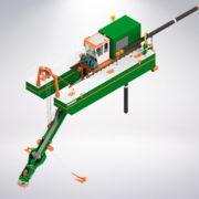 ECO300 Cutter Dredger