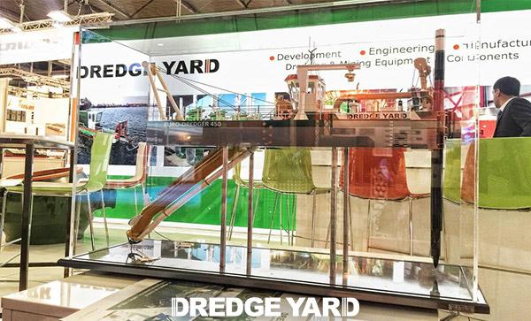 Dredge Yard pianc