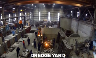 Dredge Yard opens dredging components production facility in Turkey