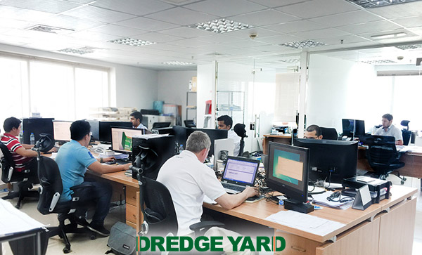 Dredge Yard ISO 9001 Certified