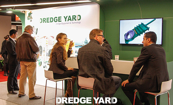 Dredge Yard is showcasing at WEDA Mexico Chapter