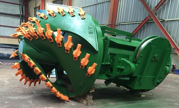 Dredger Cutter Head