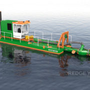 ECO200 Dredger In Stock