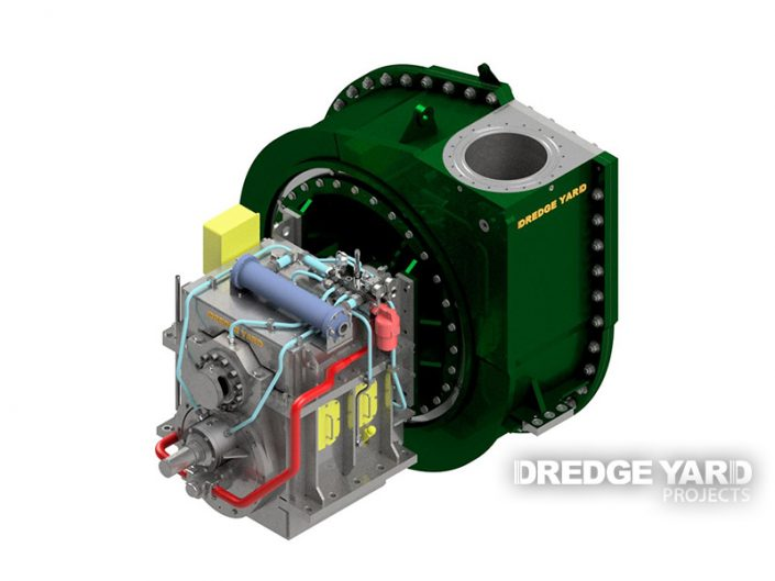 double walled dredge pump design