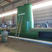 Trailing suction hopper dredger loading box