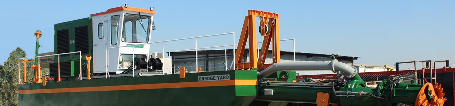 Cutter Suction Dredger 250