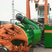 ECO250 Cutter Suction Dredger