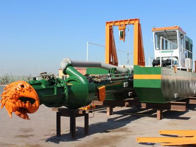 ECO300 Cutter Suction Dredger