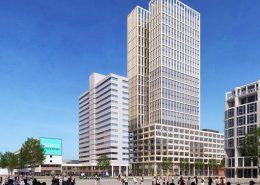 Dredge Yard Office Rotterdam