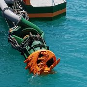 Cutter Head with submersible dredge pump - Dredge Yard