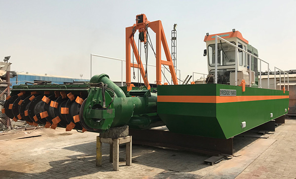 ECO 200 dredgers available in stock