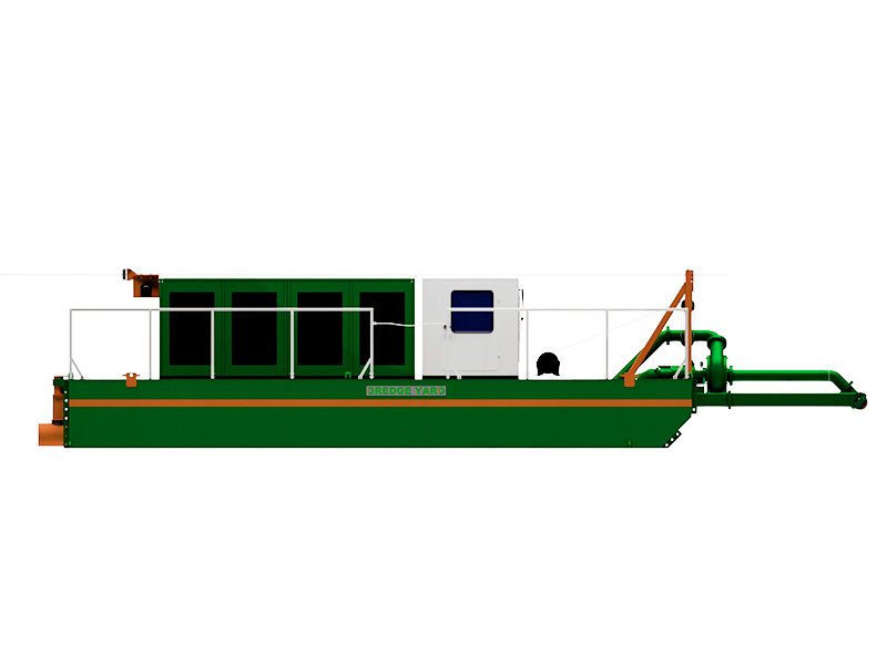 Dredger ECO 150 design