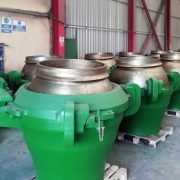 Dredge ball joints for delivery