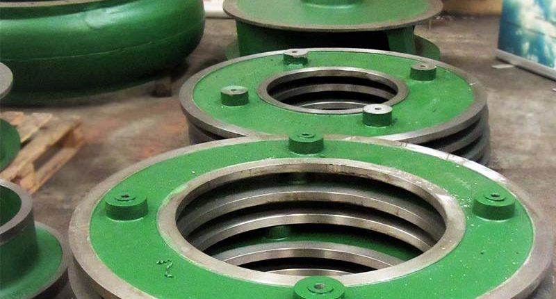 Dredge pump 450 parts