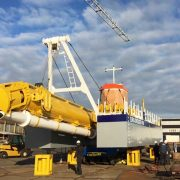 Dredger 450 construction