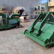 Trailing suction hopper dredger drag heads