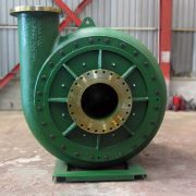 Trailing suction hopper dredger pump