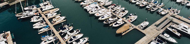 Harbor & marina