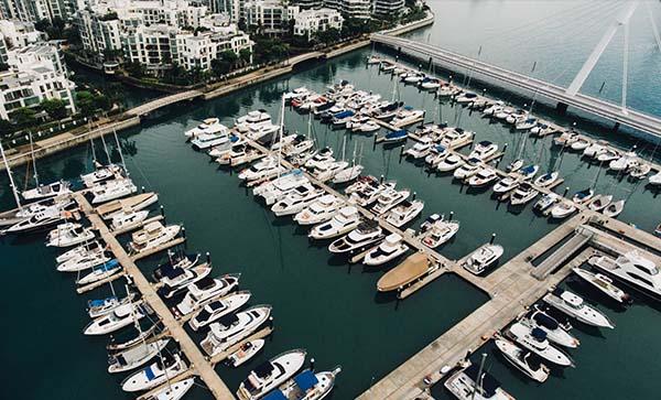 marina & harbour dredging