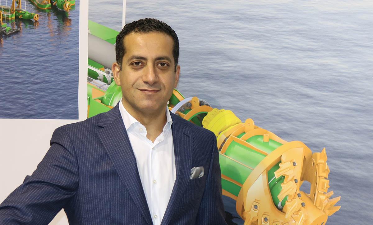 Dredge Yard CEO Basel Yousef