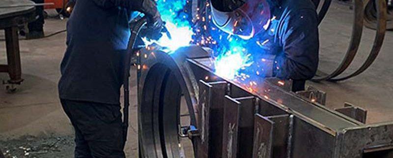 Dredge valve manufacturing