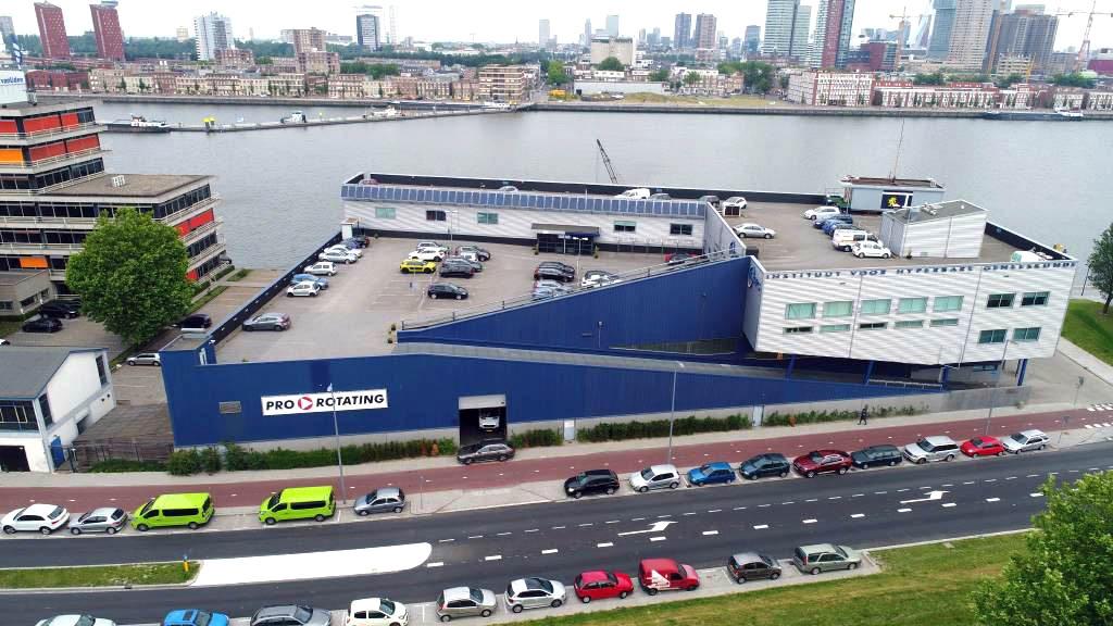 Dredge Yard New Headquarters