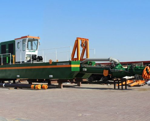 Cutter Suction Dredger ECO 300