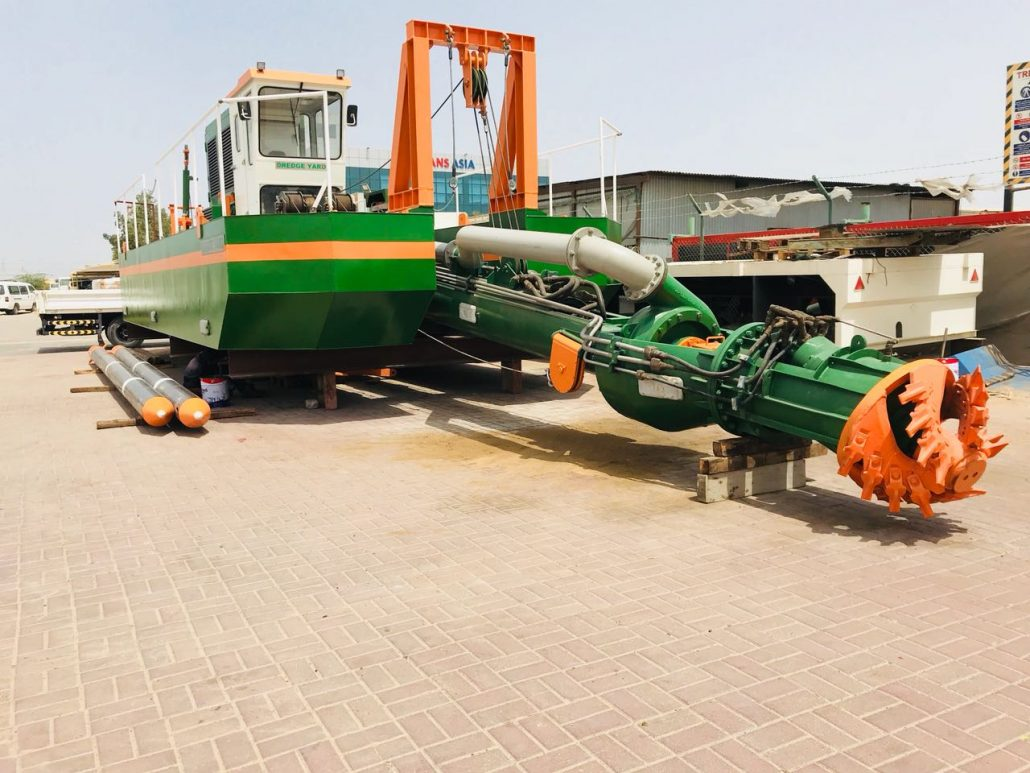 Cutter Suction Dredger ECO 250